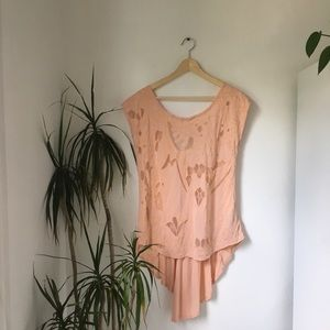 Free People Desert Rose Tunic